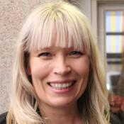 Nina Jansdotter, foto Olivia Isaksson