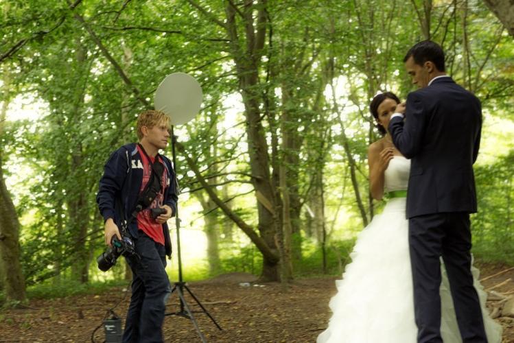 Bröllopsfotograf Jens C Hilner